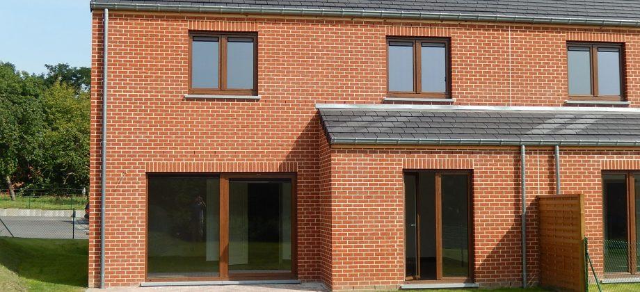 RANSART-Magnifique maison neuve clé sur porte -BASSE ENERGIE