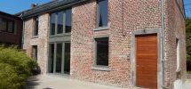 LIBERCHIES-magnifique immeuble de rapport,état neuf