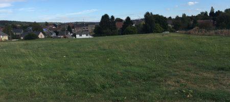 HANZINNE (prox.Gerpinnes) Magnifique terrain à bâtir pr.villa de standing