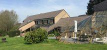 LOVERVAL-Superbe et spacieuse villa «d'architecte»sur 15,71 ares
