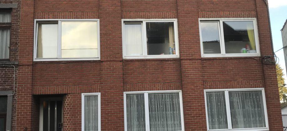 FLEURUS-spacieux appartement 3 ch.