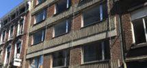 CHARLEROI-A LOUER-Ville-Basse-Très bon appartement +/- 60 m2-1 ch.