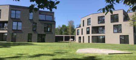 A LOUER-LES BONS VILLERS (MELLET),magnifique appartement 3 ch.ds.un nouvel immeuble de standing