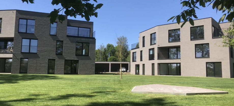 A LOUER-LES BONS VILLERS (MELLET),magnifique appartement 3 ch.au rez d'un nouvel immeuble de standing