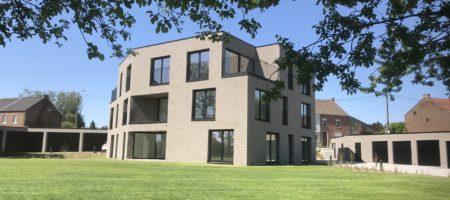 A LOUER-LES BONS VILLERS (MELLET),magnifique appartement 3 ch.dans nouvel immeuble de standing