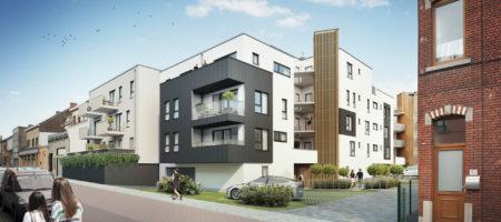 PONT-A-CELLES-Magnifiques appartements neufs (en construction)